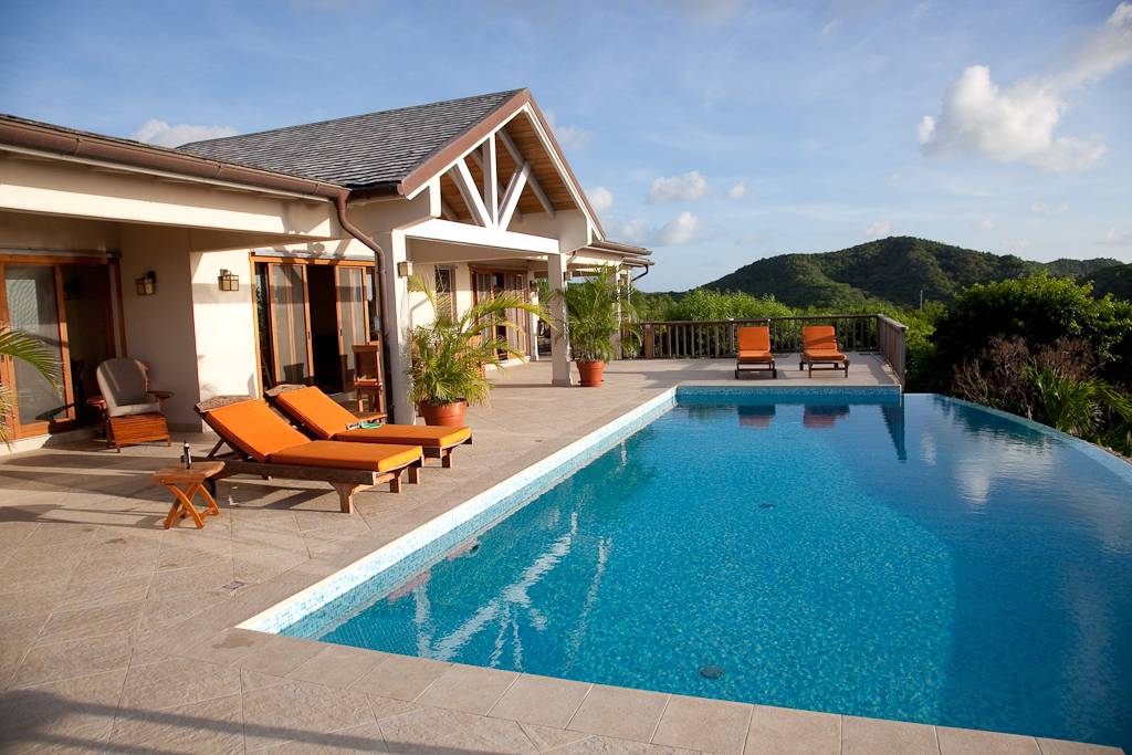 Luxury Property for Rent in Galley Bay Heights Antigua