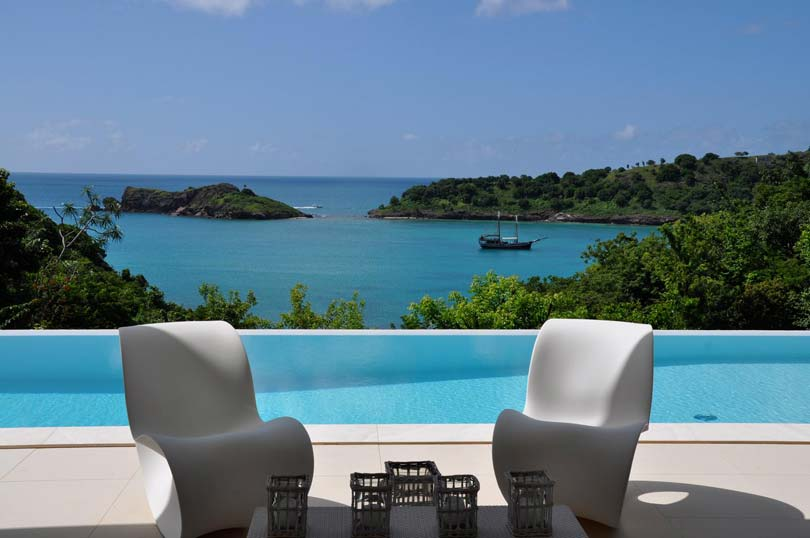 Luxury Villa Rental in Galley Bay Heights Antigua